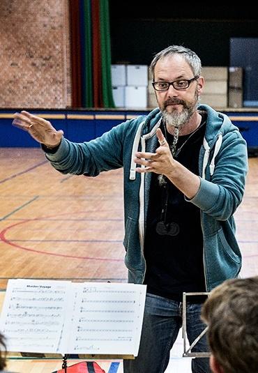 Undervisning på Vesterlund